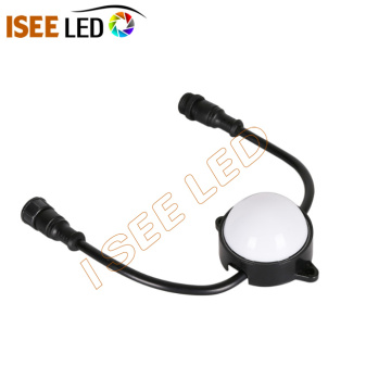 WS2811 Luz de Pixel LED RGB Controlável de 100mm