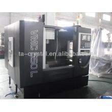 China alta precisão cnc fresagem máquina de 4 eixos VM550L