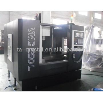 Fresadora CNC de 4 eixos com qualidade gool VM550L