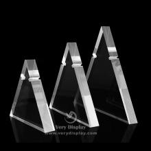 Support de présentoir de collier acrylique personnalisé
