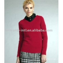women's cashmere knitwear
