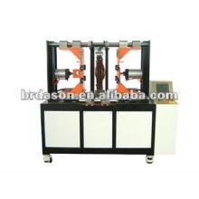 Machine horizontale de soudure de plaque chaude