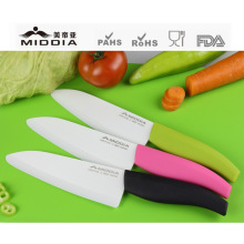 Kitchen Chef′s Knife, Ceramic Cutlery