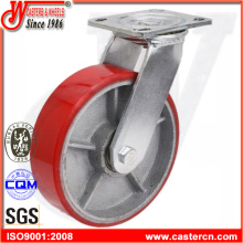 Roda de Roda Giratória de 6 Polegadas para Equipamento de Manuseio de Materiais