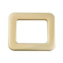 Пряжка квадратной формы в купальниках-29491-1 (8.5 г)