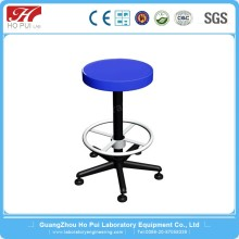 Laboratory rounding folding stool / adjustable meditation chair