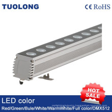 Long Light Distant LED Wall Washer 100W High Bright Outdoor Building Light
