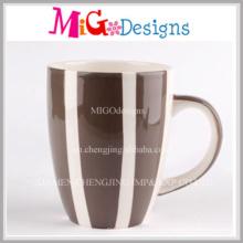 Tazas de cerámica de Salling superiores al por mayor del diseño del OEM