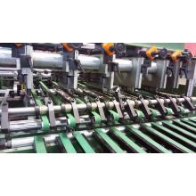 Machine entièrement automatique de fabrication de livres d'exercice à agrafes métalliques