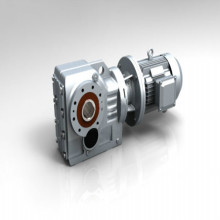 ชุดเกียร์ Helical Gear Reducer Helft Gear Shaft Design