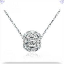 Modeschmuck Silber Schmuck 925 Sterling Silber Schmuck (NC0021)