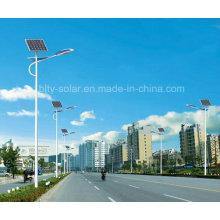 Солнечный уличный фонарь высокой эффективности