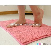 Tapis de douche commerciaux anti-dérapant acupressure pied tapis