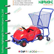 Торговый центр Дети / детская / детская тележка с игрушечным автомобилем
