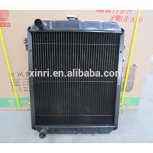 Radiador de latón de cobre de alto rendimiento para IS uzu 4FH1 4BE1 4HG1 Radiador de camión japonés