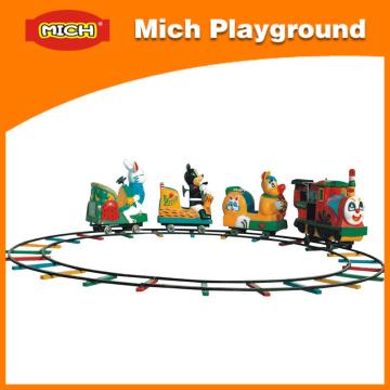 Мини-поезд Kiddie с одобрением CE