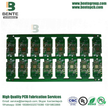 4-layers Low Cost PCB FR4 Tg135 ENIG 3U