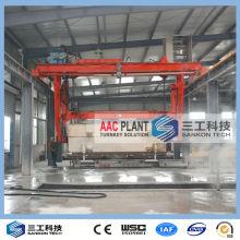 Manufacturer AAC Block Equipment
