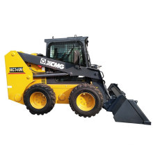 China New Wheel Skid Steer Loader with Factory Price
