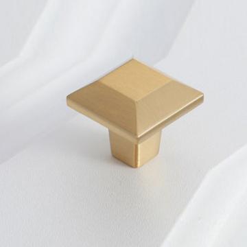 Gold Wardrobes Pull Knob Drawer Handles