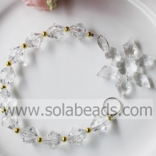 China New Product for Lamp Prism Hot Sell 265MM Length Acrylic Beading Dropping export to Syrian Arab Republic Factories