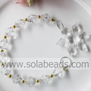 Hot Sell 265MM Length Acrylic Beading Dropping