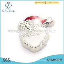 Santa Claus jóias, encantos de férias jóias