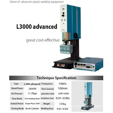 The Hot Sale Ultrasonic Welding Machine for Welding Non-Woven Fabric and Jewelry
