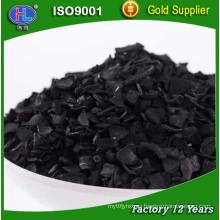 Materiales de tratamiento de agua Albaricoque activado Carbón de leña