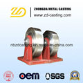 OEM Lost Wax Casting for Concrete Mixing Truck
