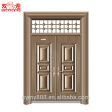 New products used exterior steel doors for sale