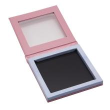 Juego de caja de sombra de ojos de papel personalizado