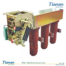 FZN58-12 Série indoor AC interruptor de carga de vácuo de alta tensão, interruptor de carga - combinações de fusíveis