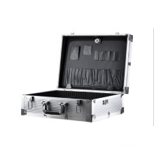 Sturdy Aluminum Alloy Equipment Instrument Tool Box (450*330*150 mm)