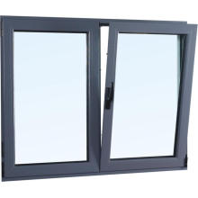 Aluminium Casement Window Opening Tilt and Turn