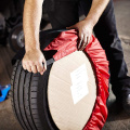 High Quality Waterproof SUV Tire Tote Storage Bag