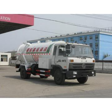 Dongfeng 10CBM Vacuum Cleaner Sewage Tank Truck