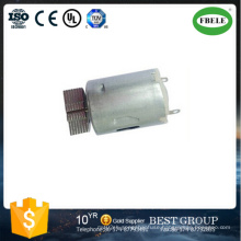 Brush Commutation and Boat, Car, Electric Bicycle, Fan, Home Appliance Usage Mini Motor (FBELE)