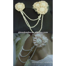 Wedding Accessory on Shoulder