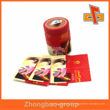 Plastic bottle waterproof protection PVC packaging label whole alibaba