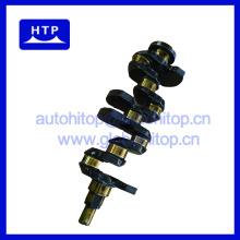 Chine L'arbre bon marché de manivelle de pièces de moteur diesel d'usine pour toyota 3ZZFE