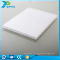 Preço de fábrica por atacado 4 milímetros painéis de policarbonato insonorizados folha baixa