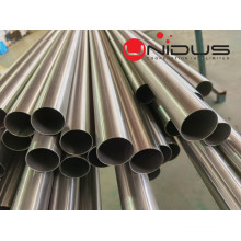 Titanium Seamless Pipe For Sale – ASTM B861/ASTM B338