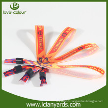 Party items wristband with logo for Night clubs and bars