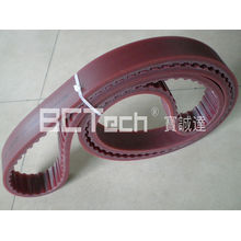 PU Timing Belt Coated With APL - Red Belt Type