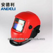 ANDELI best seller solaire automatique variable lumière soudage casque / argon masque de soudage à l'arc