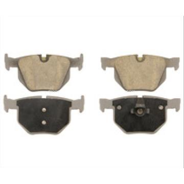 Almohadillas de freno trasero Piezas de automóvil Para el coche alemán 5 series E60 / E60 LCI 34216763043