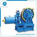 Vvvf Geared Lift Traction Machine for Small Passenger Elevator (OS112-YJ140)