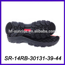 sports outdoor black rubber sole
