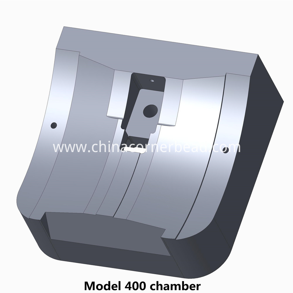 Ruide 400 extrusion die chamber